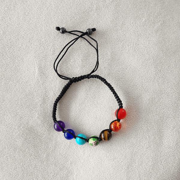 bracelet shamballa shakra