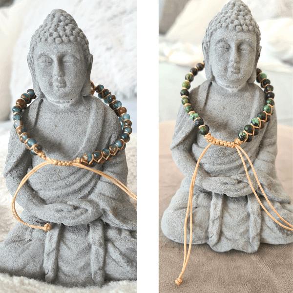 arbre de vie bracelets reglables