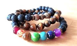 bracelet pierres chakras