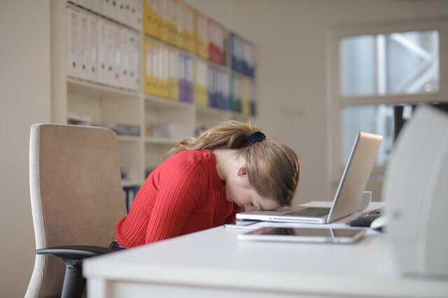 fatigue, relaxation profonde
