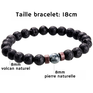 bracelet tibétain chakras
