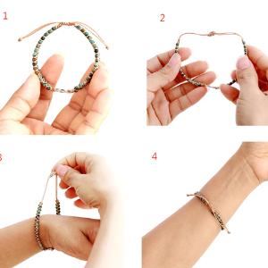 ouverture bracelet