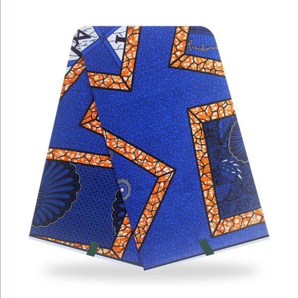 Pagne Tissu Africain Wax Dakar