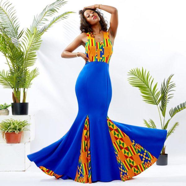 Robe Africaine Privilège