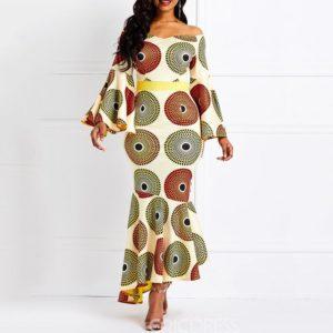 Robe Africaine Ankara Style
