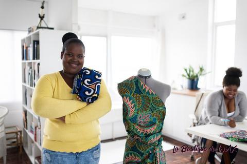 La Boutique du WAX - La mode Africaine