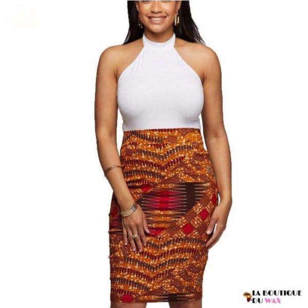 Jupe Africaine 100% coton - Vêtements style africain