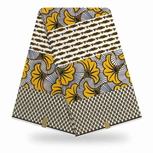 Pagne Tissu Africain Hararé