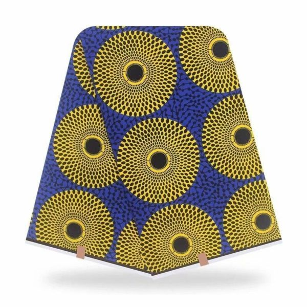 Pagne Tissu Africain Wax Khartoum