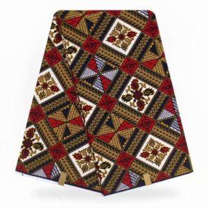 Pagne Tissu Africain Wax Luanda