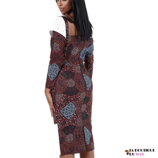 Robe Africaine de haute qualité mode Kitenge - Robes
