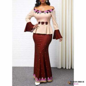 Robe Africaine Divine
