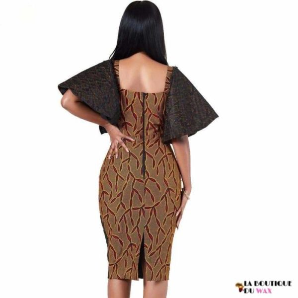 Robe Africaine Kitenge - Vêtements style africain