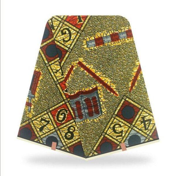 Pagne Tissu Africain Wax Accra