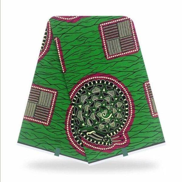 Pagne Tissu Africain Wax Kampala