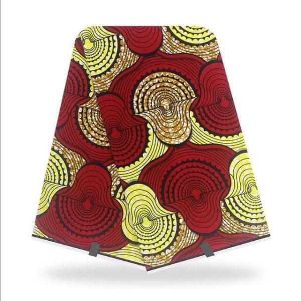 Pagne Tissu Africain Wax Ibadan
