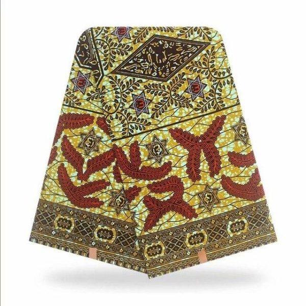 Pagne Tissu Africain Wax Alger