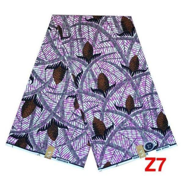 Pagne Tissu Africain Wax Kinshasa