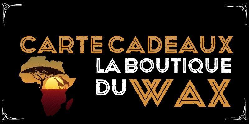 Carte Cadeaux spéciale - laboutiqueduwax.fr
