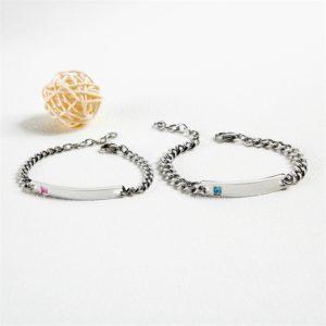 bracelet-couple-argent