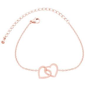 bracelet-avec-deux-coeurs-plaque