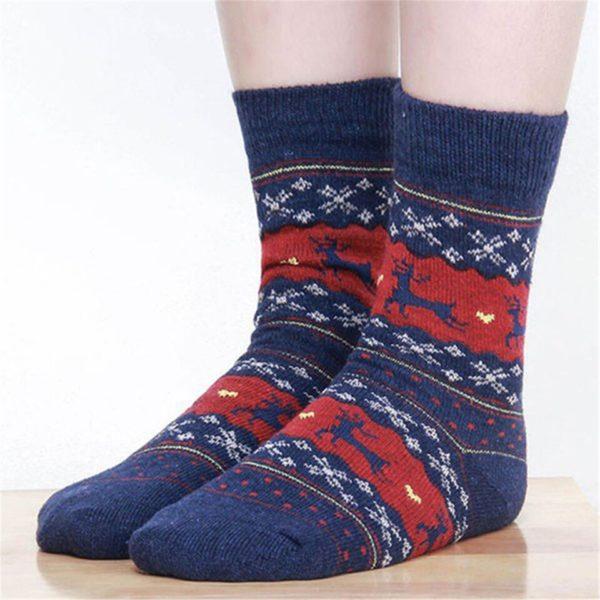 chaussettes-de-noel-cerf
