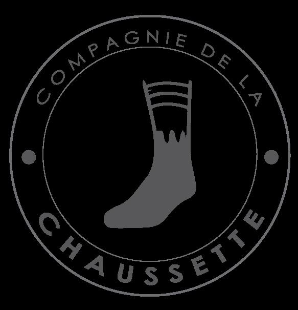 logo compagnie de la chaussette