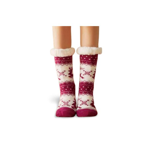 chaussettes-de-noel-neige