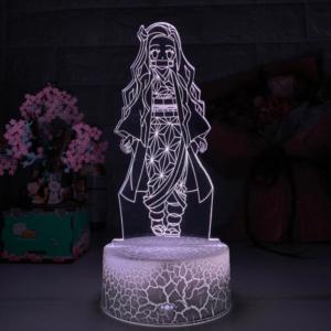 Lampe Demon Slayer Nezuko Humaine