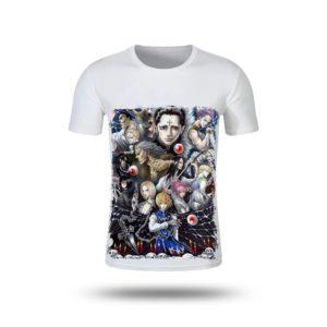 T-Shirt Brigade Fantôme