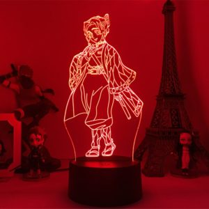 Lampe Demon Slayer Belle Shinobu