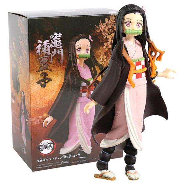 Figurine Demon Slayer Nezuko Kamado Avec Boite