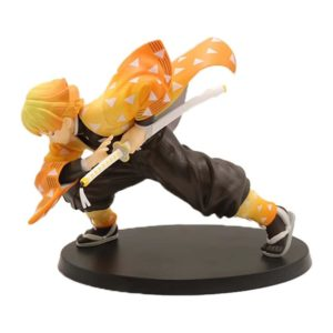 Figurine Zenistu mode combat Demon Slayer
