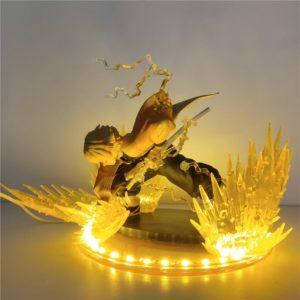 Figurine LED Demon Slayer Zenitsu