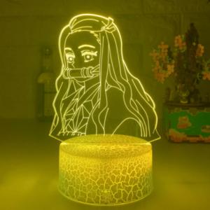Lampe Demon Slayer Kamado Nezuko
