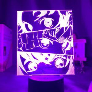 Lampe Demon Slayer Inosuke Zenitsu Tanjiro