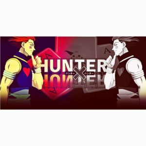 Serviette Hunter x Hunter Hisoka