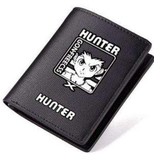 Portefeuille Cuir Hunter x Hunter Gon Freecs