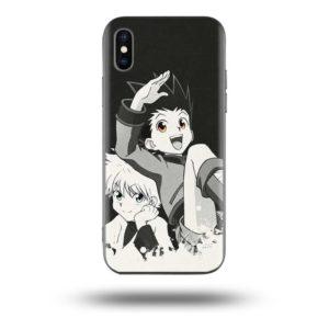 Coque Iphone Gon et Kirua