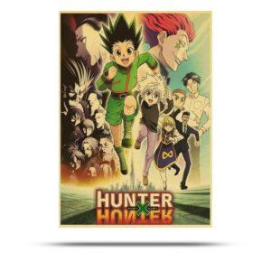 Hunter x Hunter 2011 Poster